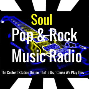 Radio Pop and Rock Music Radio Soul