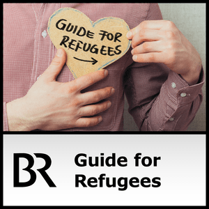 Podcast Guide for Refugees - BR