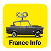 Podcast France Info  -  La pratique de l'auto